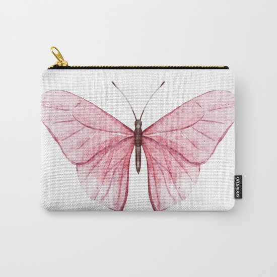 Butterfly 03 Carry-All Pouch
