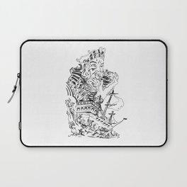 Wizard of the seas Laptop Sleeve