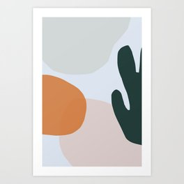 Floop 5 Art Print