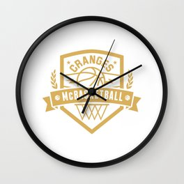 CRANGES Wall Clock