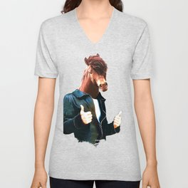 This is a bad boy Unisex V-Neck