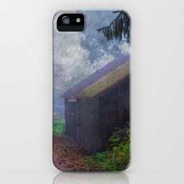 Tavastian Landscape iPhone Case