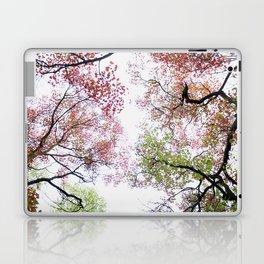 Fall Up Laptop & iPad Skin