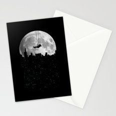 The Moon Swing Stationery Cards