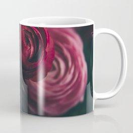 Red Ranunculus Coffee Mug