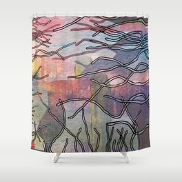 Design #1 Shower Curtain