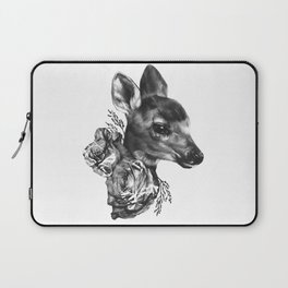 Fawn & Flora I Laptop Sleeve