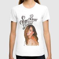 rihanna T-shirts featuring Rihanna by hippiedreamer