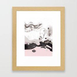 FORM III Framed Art Print