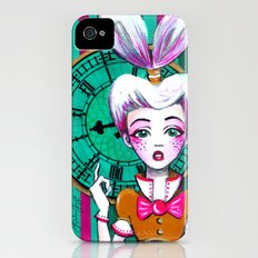 The White Rabbit Slim Case iPhone (4, 4s)