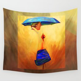 Another Rainy Day Wall Tapestry