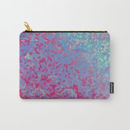 Colorful Corroded Background G284 Carry-All Pouch