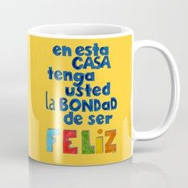 Feliz Coffee Mug