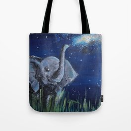 Elephant II Tote Bag