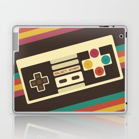 Retro Video Game 2 Laptop & iPad Skin
