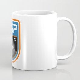Kerbal Space Program Badge - The Mun Coffee Mug