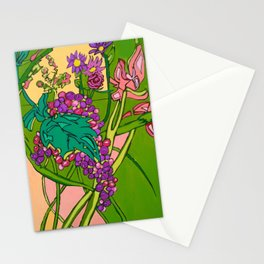 """Bacchus""  Stationery Cards"