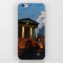 Charleston City Market iPhone Skin
