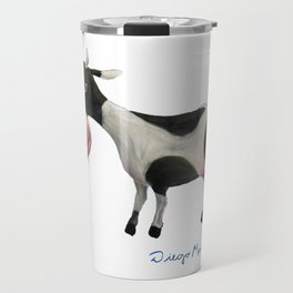 Argentine cow Travel Mug