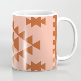 Zili in Peach Coffee Mug