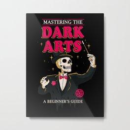 Mastering The Dark Arts Metal Print