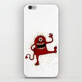 Weirdo iPhone Skin