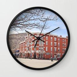 Strater Hotel, Durango Wall Clock
