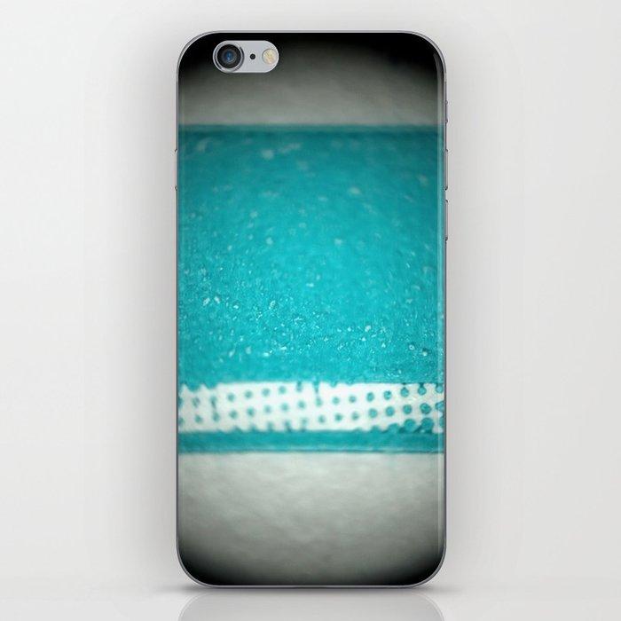 Turquesa Strip iPhone Skin