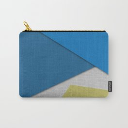 Cutting Color Carry-All Pouch