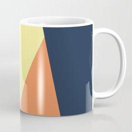 Colorful geometric design 2 Coffee Mug