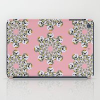 poodle iPad Cases featuring POODLE MASK by Emse and Esme