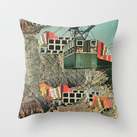 Fireside Favourite Throw Pillow
