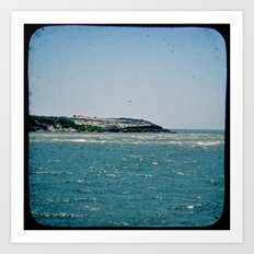 Sound to Shore Art Print