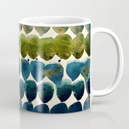 Color Jewels 9-2zd by Kathy Morton Stanion Coffee Mug