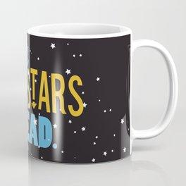 Stars - Just Read Coffee Mug