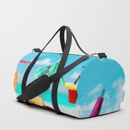 Happy beach hours Duffle Bag