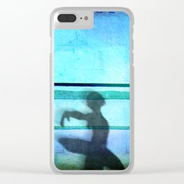 Ecole de danse Clear iPhone Case