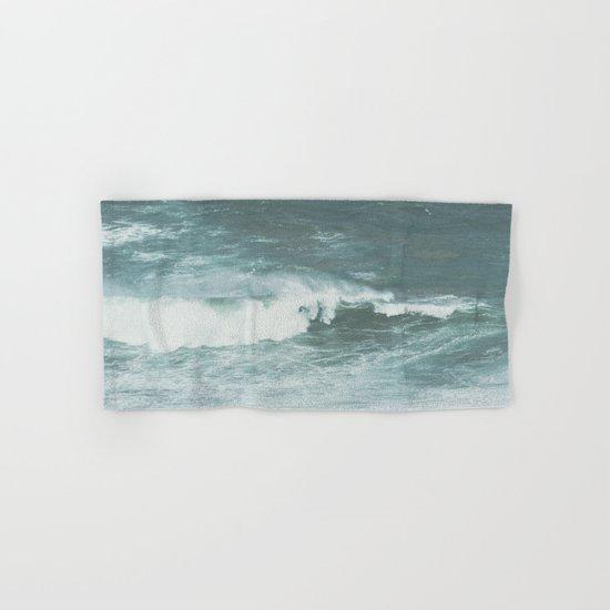 Faded sea Hand & Bath Towel