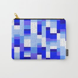 Gentle Power Geometric Carry-All Pouch