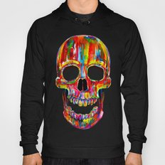 Chromatic Skull Hoody