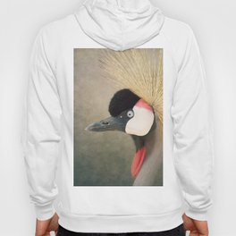 The Crowned Crane Hoody