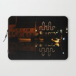 night in Bruges Laptop Sleeve