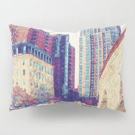 Stone Arch Bridge-Minneapolis, Minnesota Pillow Sham