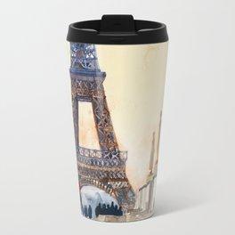 Morning in Paris Travel Mug