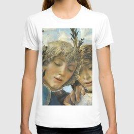 Sandro Botticelli - Angels 1. detail T-shirt