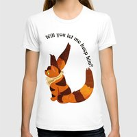 nausicaa T-shirts featuring Teto the Fox-Squirrel by HSuits