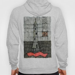 Imaginary architectures #25 Hoody