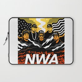 N.W.A Laptop Sleeve