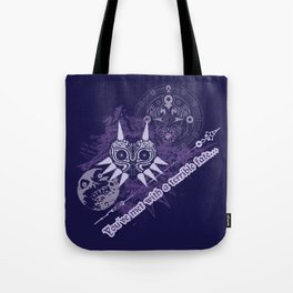 You've Met With a Terrible Fate... Tote Bag