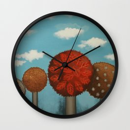 Dream grove Wall Clock